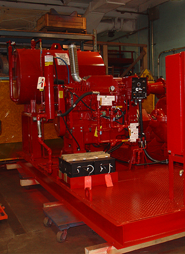 Customized Systems Manufacturer Service Maintenance Pumps Rebuild and repair Commercial Industrial Residential Montreal Laval